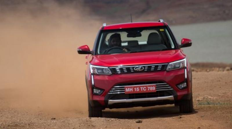 AMT option is likely to be limited to the top-spec W8(O) diesel variant of the SUV.