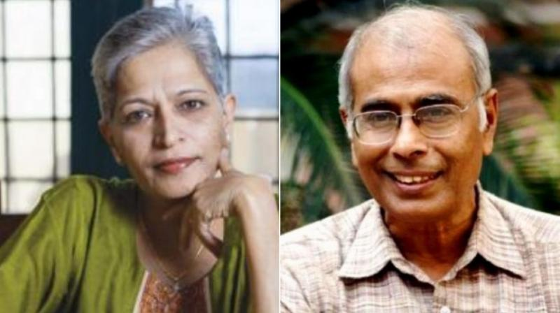 Dabholkar was shot dead in Pune on August 20, 2013 during his morning walk. His alleged shooters Sharad Kalaskar and Sachin Andure have been arrested. (Photo: File/PTI)