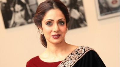 Bollywood actor Sridevi Kapoor died of heart attack in Dubai on Sunday. (Picture: Twitter/@SrideviBKapoor)