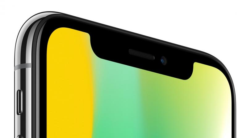 The company sold 217 million iPhones, including its older models, in the fiscal year ended Sept. 30.