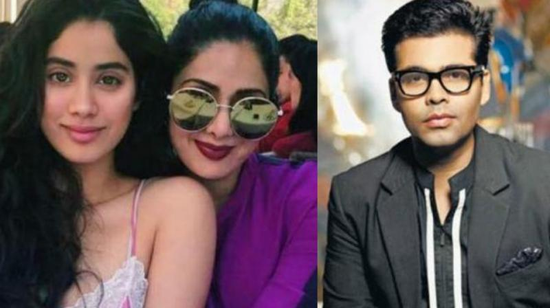 Karan Johar was trolled for nepotism after announcing decision to launch Janhvi Kapoor.