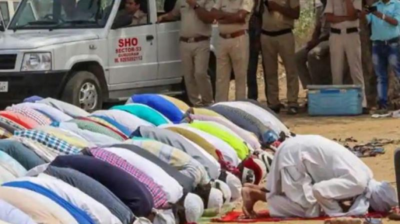 People were told to go to the mosque in the lanes nearest to their homes. (Representational Image | PTI)
