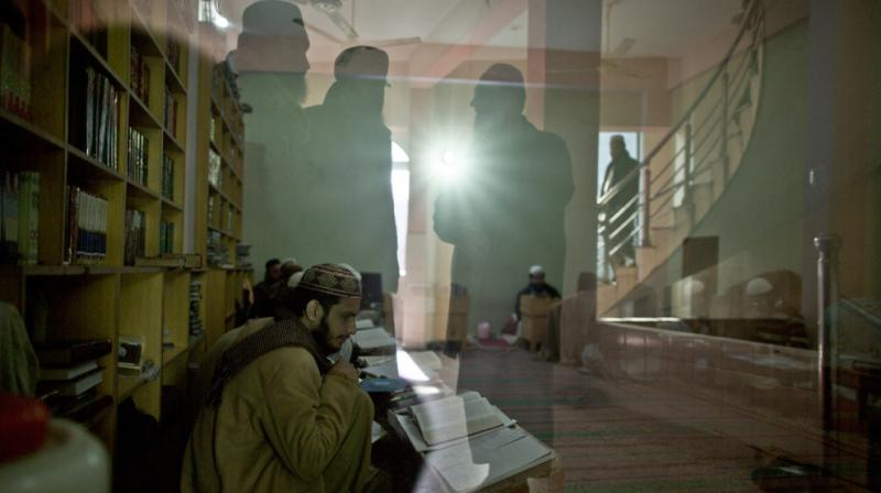 Around 93 madrassas in Pakistan's Sindh province have solid links with terror groups or banned outfits. (Photo: AP)