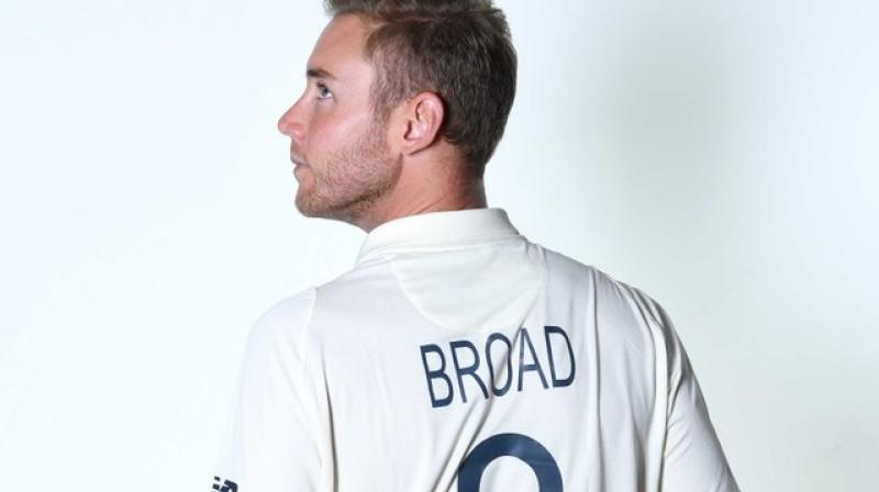 Broad posted his picture on Instagram, saying the Test match will be glorious at Lord's. (Stuart Broad/Instagram)