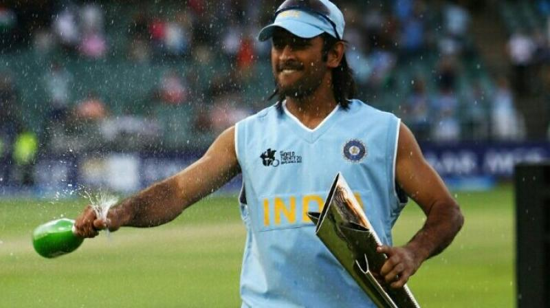 MS Dhoni recalls India's win over Pakistan in T20 World Cup 2007
