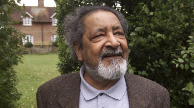Sir Vidiadhar Surajprasad Naipaul. (Photo: AFP)