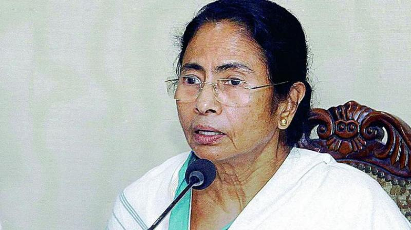 West Bengal chief minister Mamata Banerjee (Photo: File)