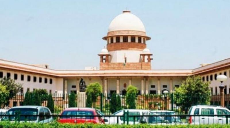 'Issue a writ, order or directions in the nature of mandamus to the Respondents to identify 'creamy layer in Scheduled Caste and Scheduled Tribes' and exclude the same from receiving benefits under Articles 15(4) and 16(4) of the Constitution,' the petition added. (Photo: File | Representational)