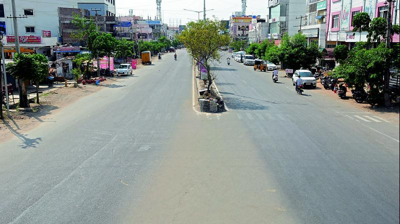 Rising Temperature Hits People In Nizamabad District