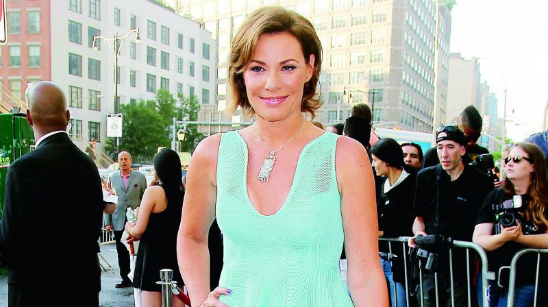 Luann de Lesseps threatens to kill a cop