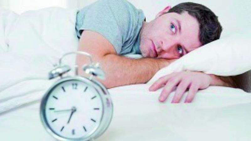 Between twenty and twenty-five per cent of the Indian population has reported experiencing chronic insomnia — an underlying cause of many non-communicable diseases.