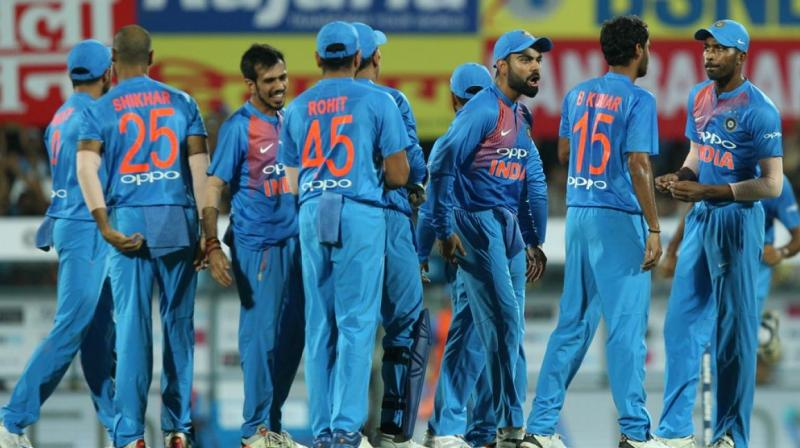 India to visit Ireland for T20Is series