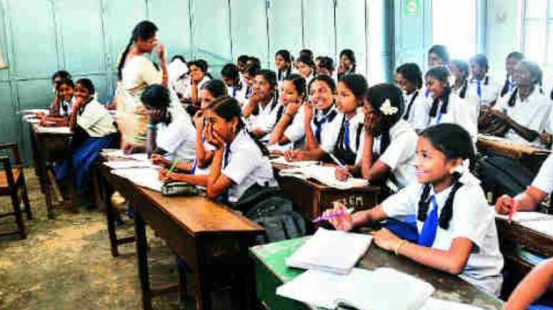 The LDF government, in its progress report, had claimed that Rs 14 lakh had been sanctioned for the teachers working in the BUD schools (67) and special schools (284). (Representional Image)