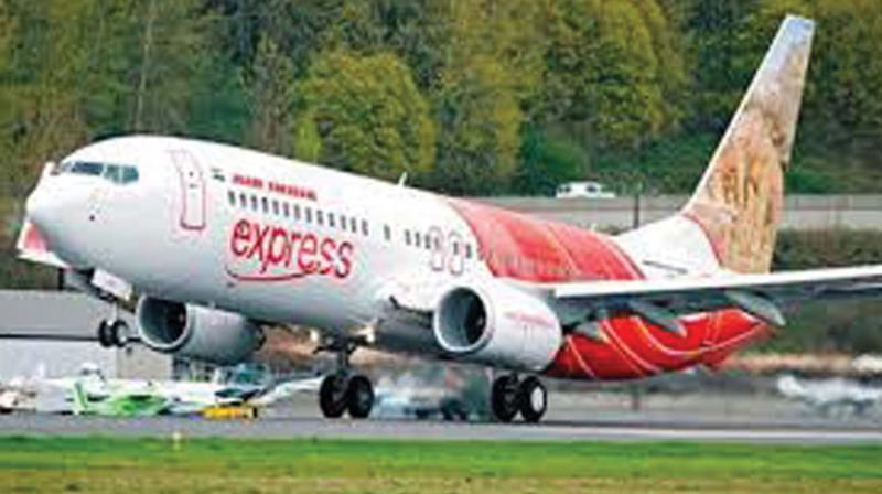 About Air India, Civil Aviation Minister Suresh Prabhu said a revival plan has been prepared for the national carrier that focuses on various aspects, including a comprehensive financial package and transferring non-core debt and assets to a special purpose vehicle.  (Photo: File)