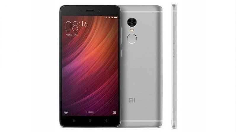 new product c4ec0 a308f Xiaomi Redmi Note 4 and Redmi 4A now available for pre-orders