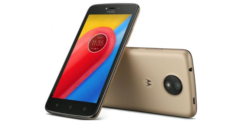 Moto E and Moto G comprise the majority of Motorola's sales in India. India is one of the fastest growing smartphone markets globally.