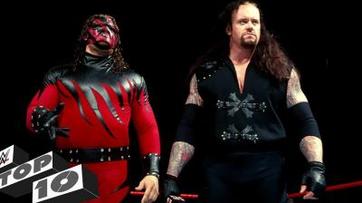 Undertaker and Kane set for a showdown at WWE's premier brand RAW. (Photo:youtube/screengrab)
