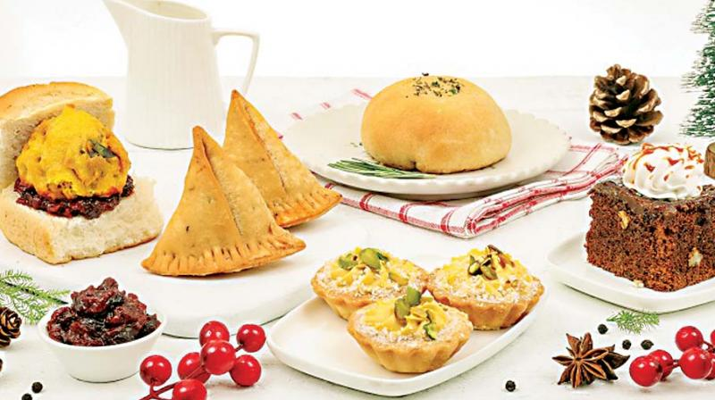 Be it restaurants and hotels that are giving their customers the best spread of X'mas goodies, or bakeries,