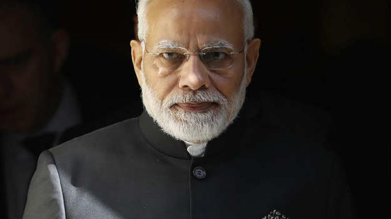 In Maharashtra, Modi will carry out nine rallies from October 14 and is slated to address four rallies in Haryana from October 17.  (Photo: File)