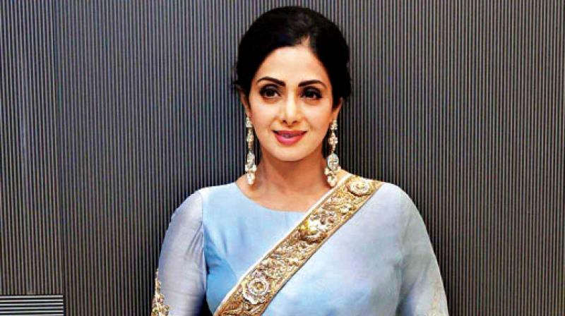 Actress Sridevi's case transferred to Dubai police prosecution