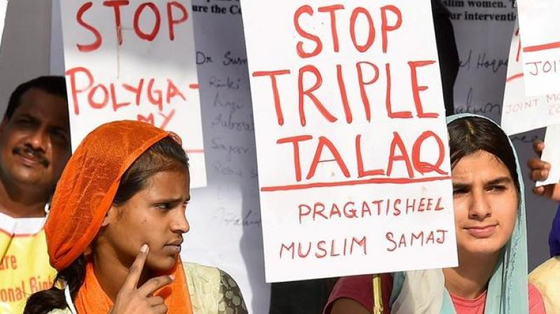 Group of ministers meets on anti-triple talaq law`