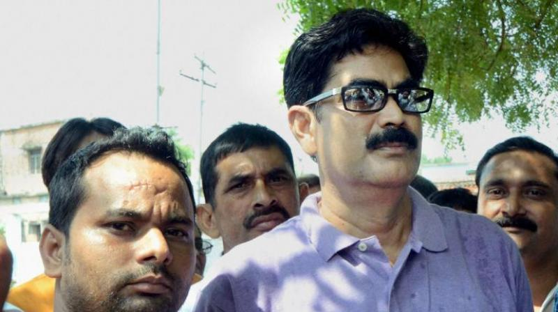 Former RJD MP Mohammad Shahabuddin was charge-sheeted by CBI for murder and criminal conspiracy in the killing of journalist Rajdeo Ranjan in May last year. (Photo: PTI/File)