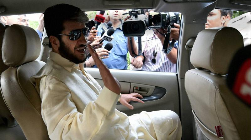Earlier in August, the court had allowed the ED custody of Shah after the agency alleged that he was 'ruining' the country by using money to fund terror. (Photo: PTI | File)