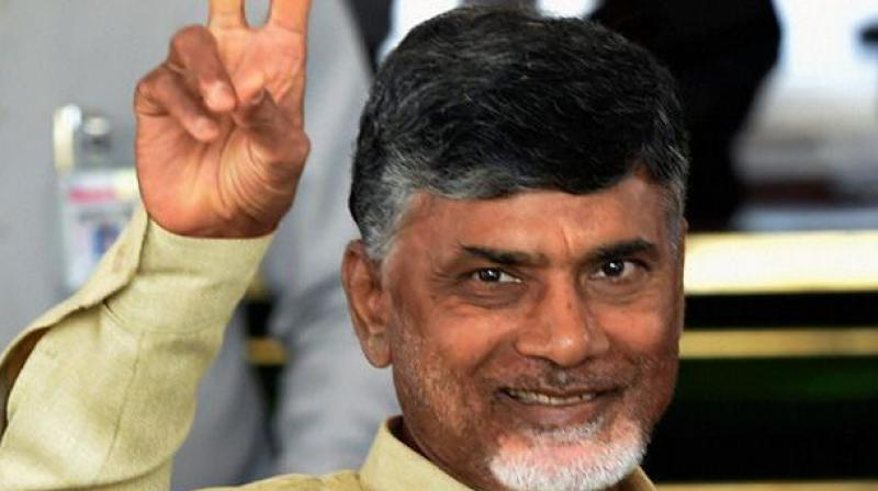 Andhra Pradesh Chief Minister Chandrababu Naidu is the wealthiest CM with declared assets worth over Rs 177 crore. (Photo: PTI)