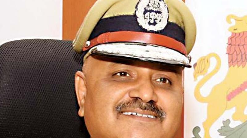 Police Commissioner Praveen Sood