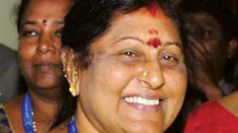 Mayor Padmavati