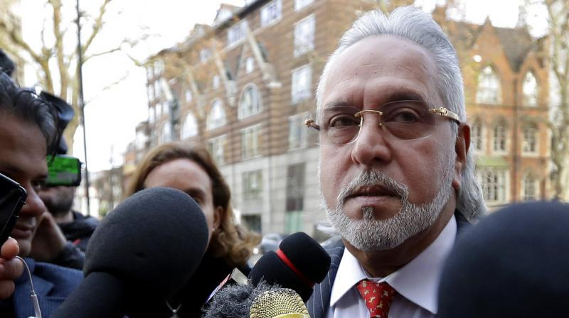 The Bombay High Court on Thursday dismissed a plea of beleaguered liquor baron Vijay Mallya seeking a stay on the procedure for the confiscation of his properties. (Photo: File)