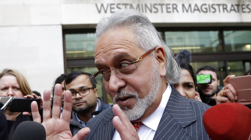 A court in London Monday ordered extradition of Mallya, wanted in India for alleged financial irregularities. (Photo: AP)