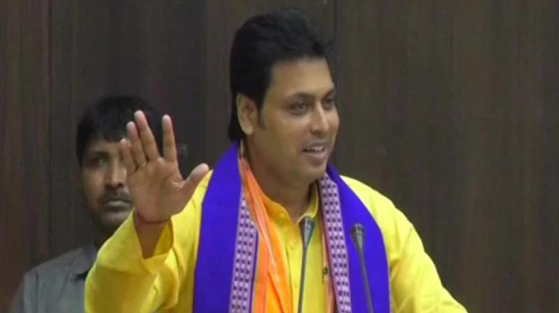 Narendra Modi summons Tripura CM Biplab Kumar Deb over controversial statements