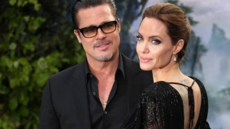 Brad Pitt calls split with Angelina Jolie an 'eye opener'