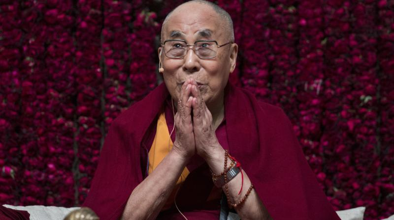 Tibetan spiritual leader the Dalai Lama.  (Photo: PTI)
