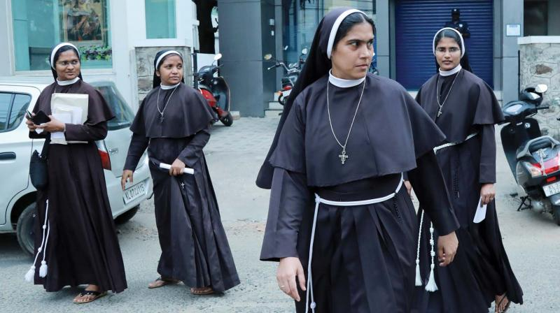The woman alleged that she and her family have been threatened for protesting against the rape-accused bishop. (Representational Image | Arun Chandrabose)