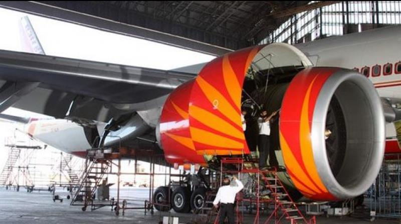 Government has decided to extend the deadline for submission of EoI for AIATSL till May 16. (Photo: Air India | twitter)
