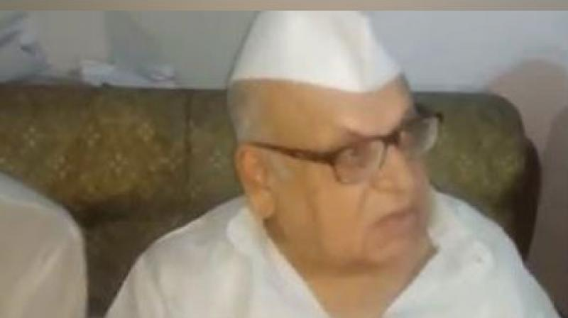 Former Governor of Mizoram and Congress leader Aziz Qureshi has claimed that the ghastly terror attack in Pulwama that claimed the lives of 40 CRPF personnel was 'planned' by Prime Minister Narendra Modi. (Photo: ANI)