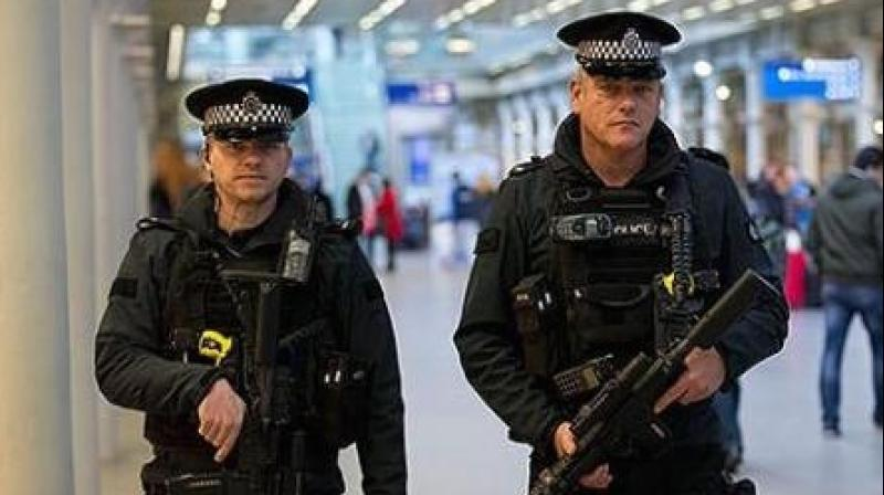 London Police To Be Fitted With Body Worn Video Cameras