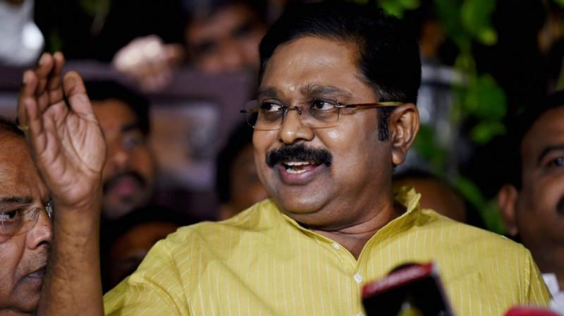 DMK boycotts Governor's speech in Tamil Nadu assembly, Dinakaran seated calmly