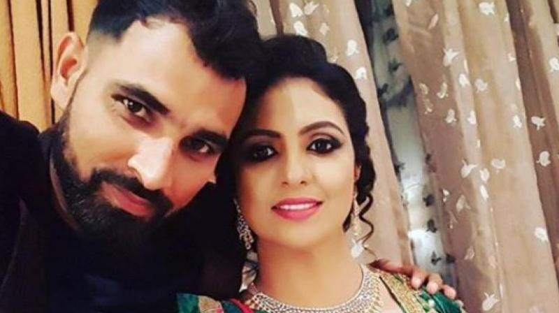 Mohammed Shami's wife Hasin Jahan claims Facebook blocked her account, deleted posts
