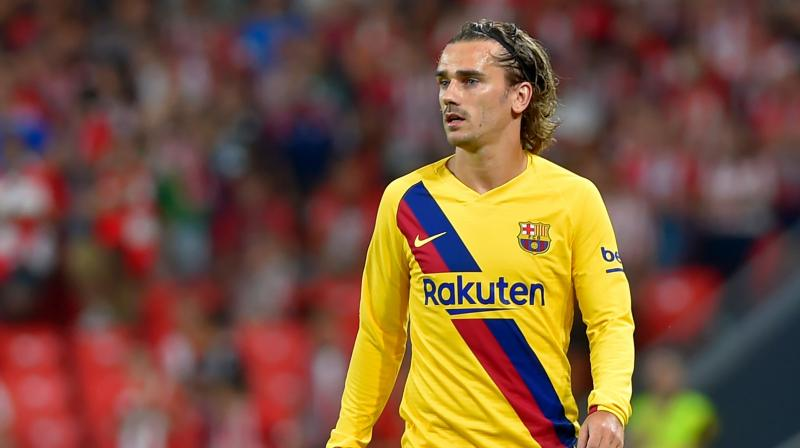 Barcelona acquired Griezmann after triggering the 120 million euro (USD 133 million) buyout clause in his contract with rival Atlético. (Photo: AFP)