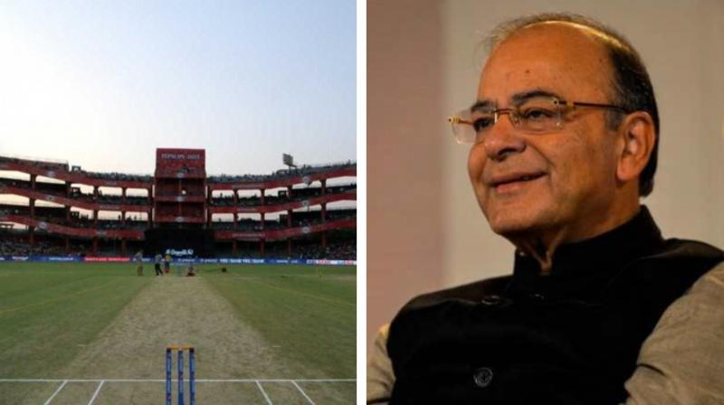 Delhi's Feroz Shah Kotla to be renamed as Arun Jaitley Stadium