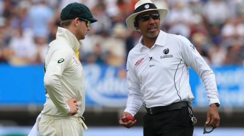 Ashes 2019: After their umpiring howler, Joel Wilson and Chris Gaffaney sacked