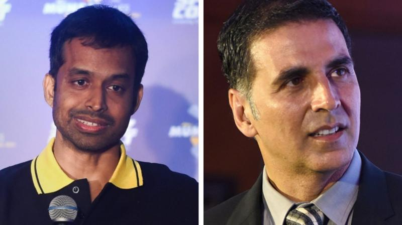 There are rumours that Bollywood star Akshay Kumar will play the role of Sindhu's coach Pullela Gopichand. (Photo: AFP)