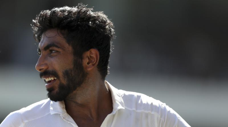 During the first Test, Bumrah had become the fastest Indian bowler to take 50 Test wickets and in the second Test, he was able to take a hat-trick, becoming only the third Indian to achieve the feat in Tests. (Photo: AP)