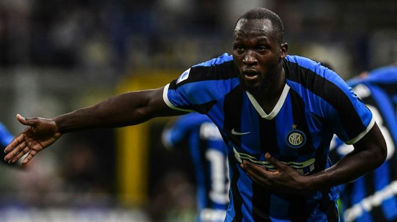 It is not the first time that Romelu Lukaku has faced racial slurs being hurled at him. Earlier this month, Inter Milan fans were seen singing monkey chants to address the player. (Photo: AFP)