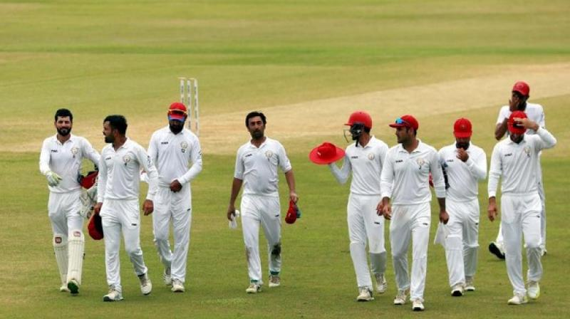 Rashid leads Afghanistan to famous Test win over Bangladesh