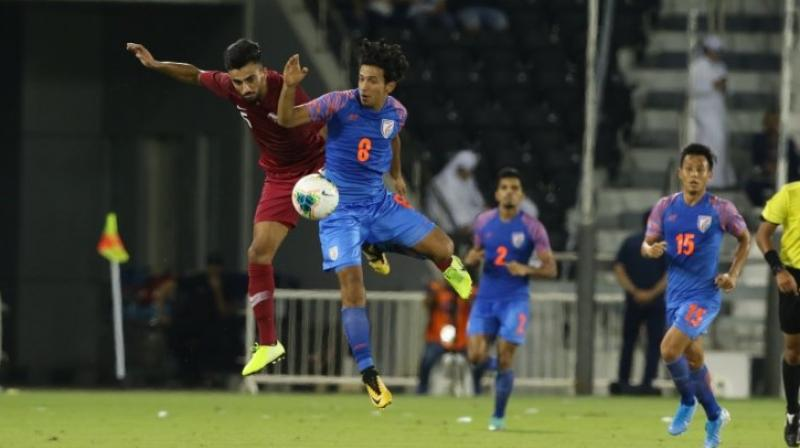 Shock draw with Qatar fills India with pride