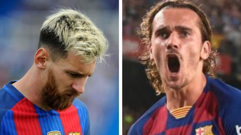 Don Balon has also reported that Messi wants Napoli forward, Lorenzo Insigne, to replace Griezmann at Camp Nou. (Photo: AFP)